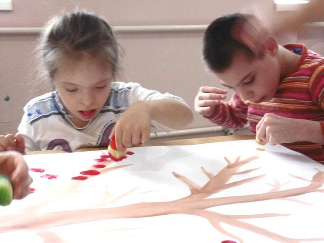 Нетрадиционная техника рисования