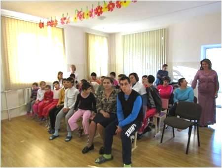 Волонтеры из с. Карагач