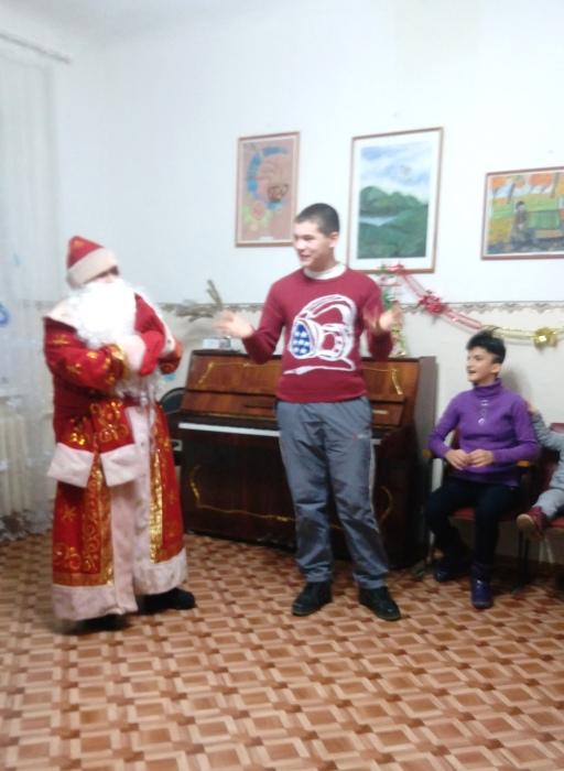 В гостях у ДШИ с.Учебный