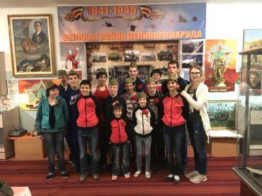 Экскурсия в музей ко Дню Победы