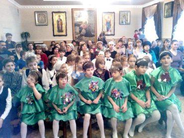 В светлый праздник Рождества Христова
